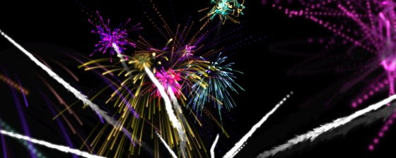 Fireworks Screensaver For Windows 7